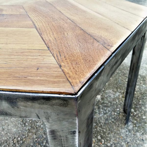 Table basse Achille angle