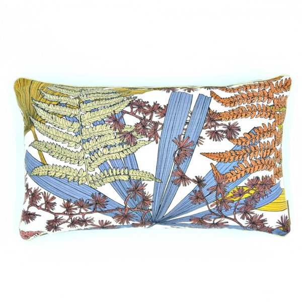 Coussin walk in the wood rectangle